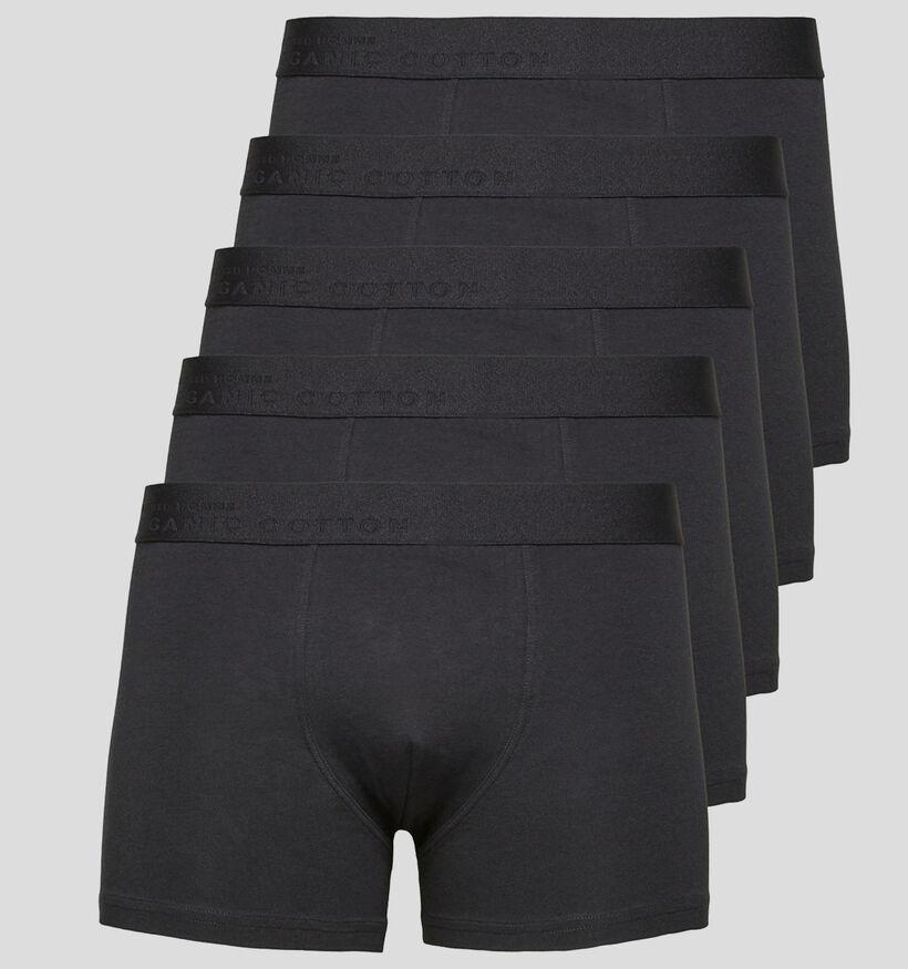 Selected Homme 5 pack Zwarte Boxer-shorts (281403)