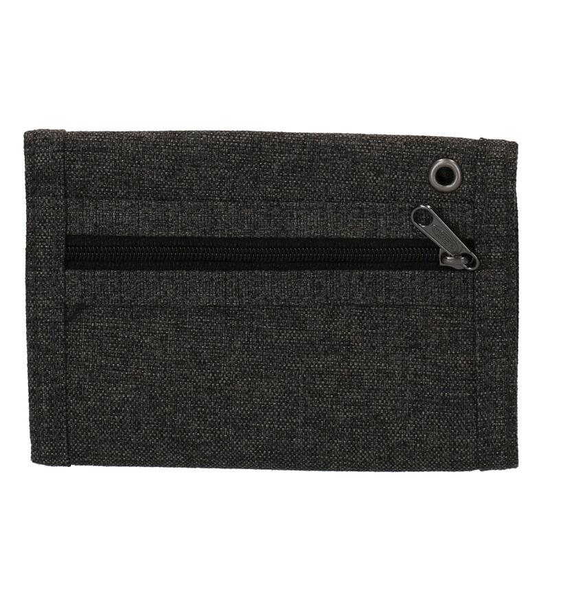 Eastpak Crew Single Portefeuille en Noir en textile (264455)
