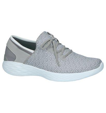 Slip-on Sneakers Grijs YOU by Skechers, Grijs, pdp