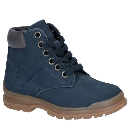Geox Navado Blauwe Boots