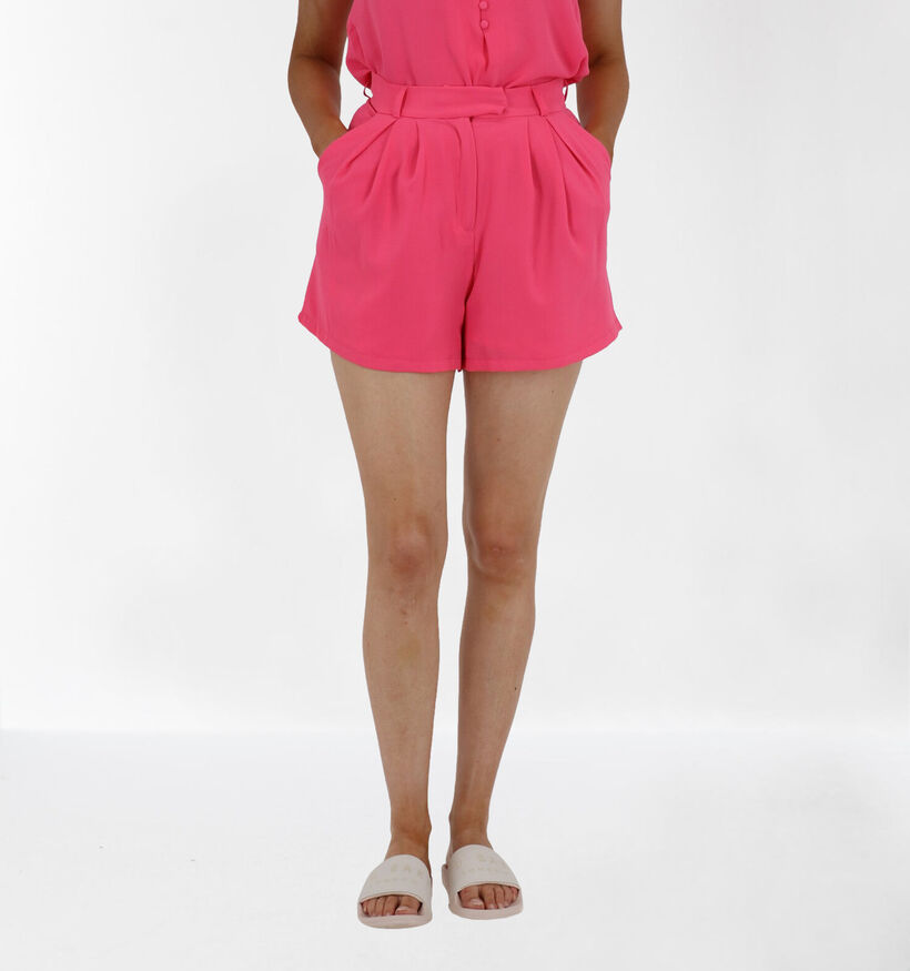 Miracles Trouser Toronto Short en Rose (278079)