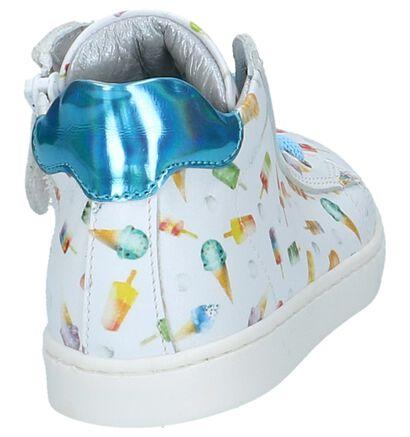 Milo & Mila Chaussures pour bébé  en Blanc en cuir (215469)