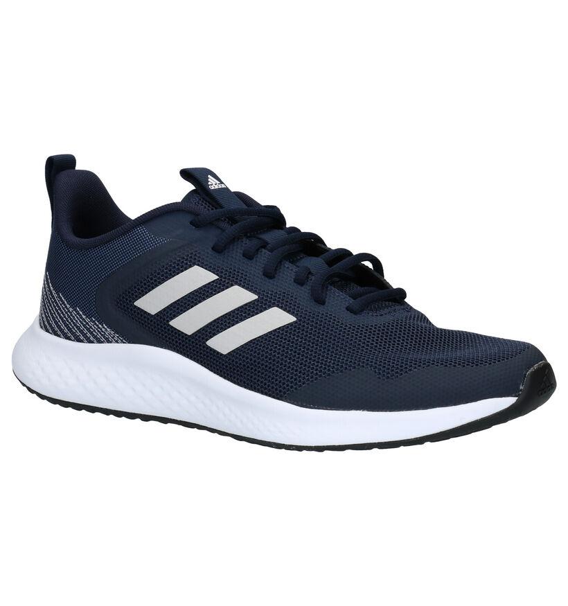 adidas Fluidstreet Baskets en Bleu en synthétique (276432)