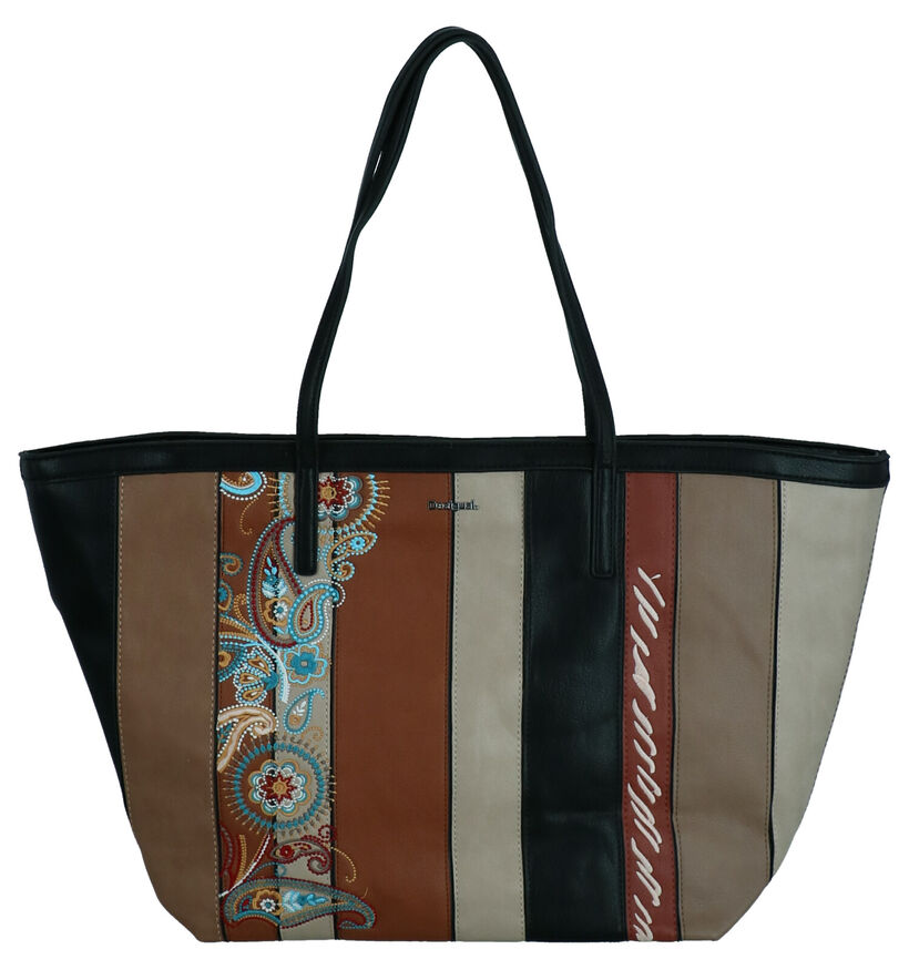 Desigual Multicolor Shopper Tas in kunstleer (253850)
