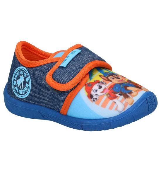 Paw Patrol Blauwe Pantoffels