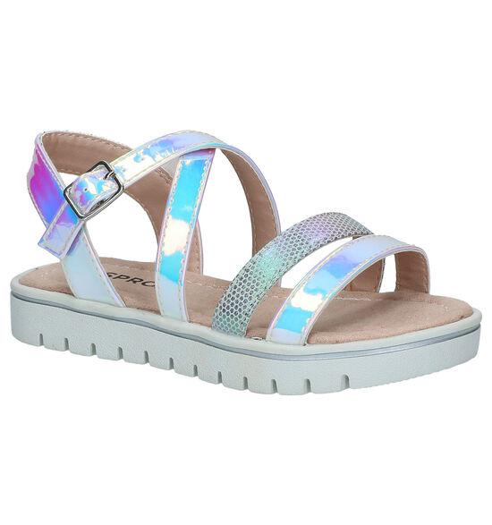 Sprox Zilveren Sandalen