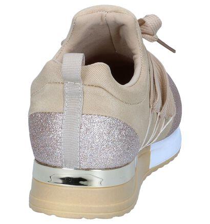 Witte Slip-on Sneakers Dazzle Ruxa in kunstleer (246760)