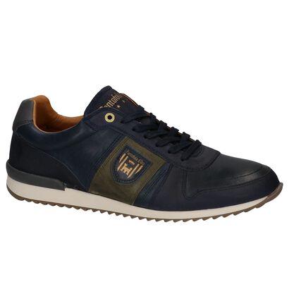 Pantofola d'Oro Chaussures basses en Bleu foncé en cuir (223566)