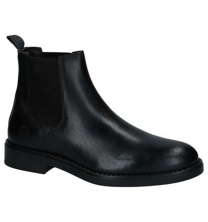 Zwarte Chelsea Boots Bullboxer, Zwart, pdp