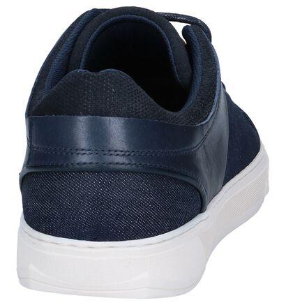 Bullboxer Chaussures basses en Bleu foncé en cuir (256300)