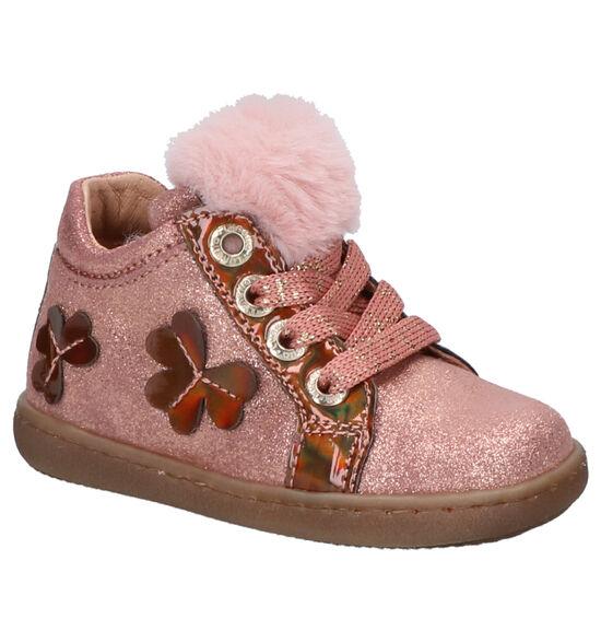Lunella Chaussures pour bébé  en Or rose