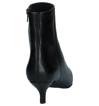 Shoecolate Bottillons en Noir en cuir (229945)
