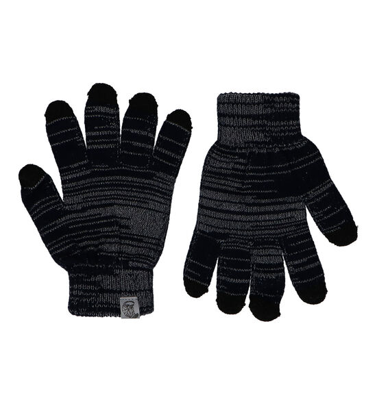 Flashion Designers Blauwe Handschoenen