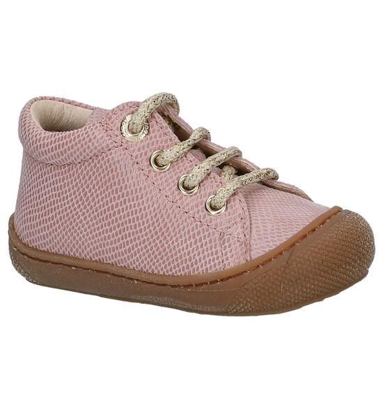 Naturino Cocoon Roze Schoentjes