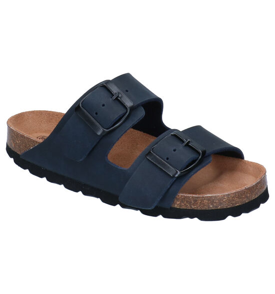 Hampton Bays Blauwe Slippers