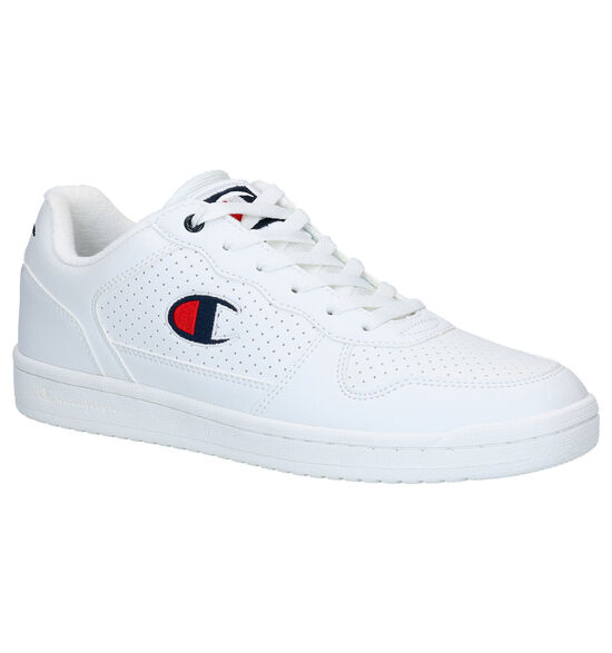 Champion Chicago Low Baskets en Blanc