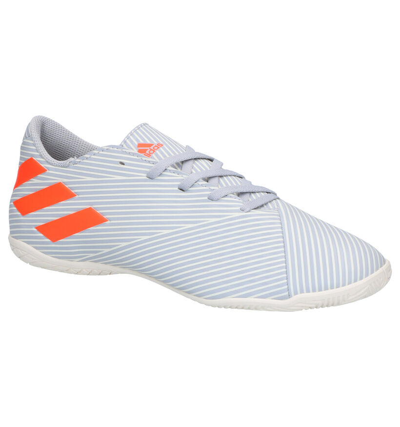 adidas Nemeziz 19.4 Chaussures de foot en Gris en simili cuir (262576)