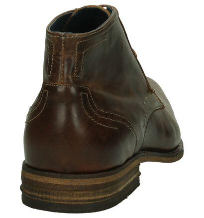 Omnio Cognac Boot Gekleed, Cognac, pdp