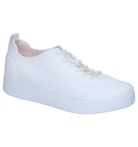 FitFlop Rally Tonal Witte Sneakers