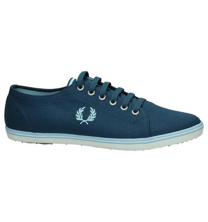 Sneaker Fred Perry Donker Blauw, Blauw, pdp