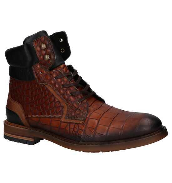 Borgo Sport Boots Cognac