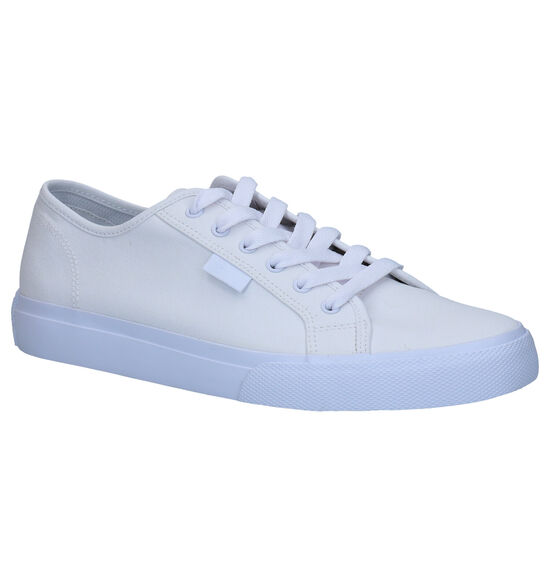 DC Shoes Manual Witte Sneakers