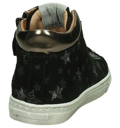 FR by Romagnoli Chaussures hautes en Noir en cuir verni (202023)