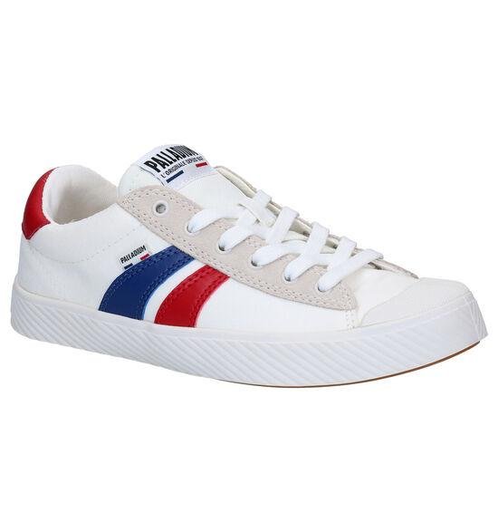 Palladium Phoenix Witte Sneakers