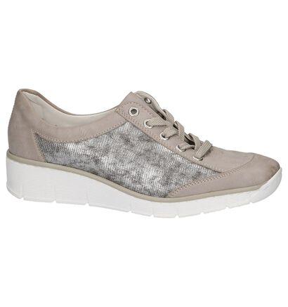 Rieker Chaussures à lacets  (Gris clair), Gris, pdp