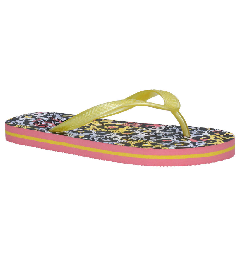 XQ Multicolor Teenslippers in kunststof (284405)