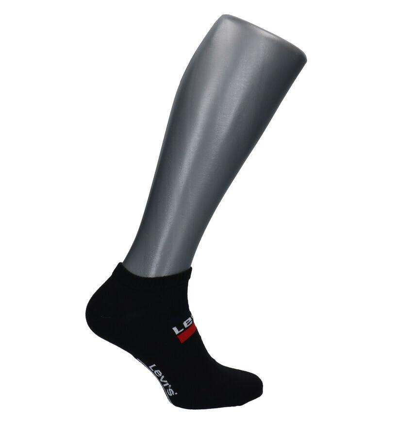 Levi's Socquettes en Noir - 2 Paires (270417)