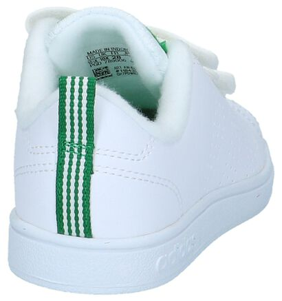 Sneakers adidas VS Advantage Clean CMF C Wit, Wit, pdp
