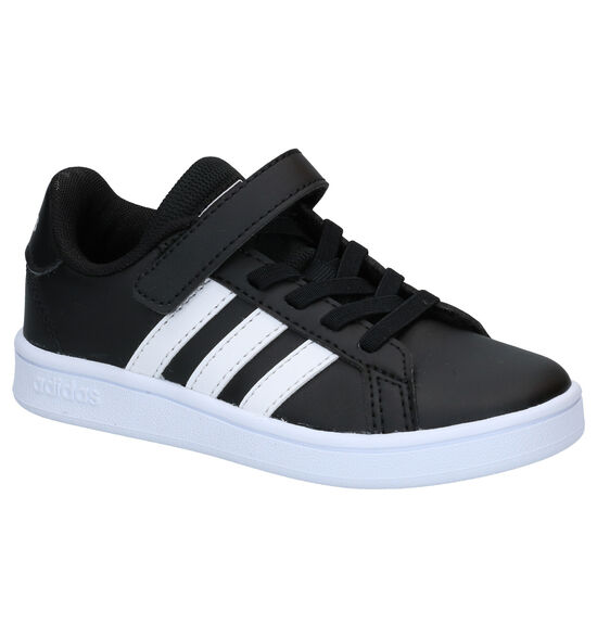 adidas Grand Court Baskets en Noir