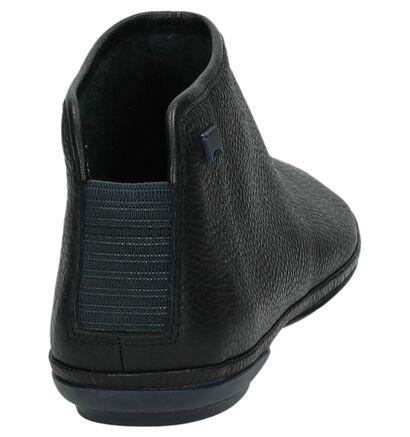 Camper Chaussures slip-on en Noir en cuir (168872)