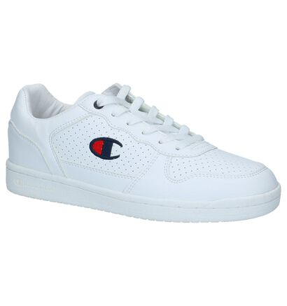 Witte Sneakers Champion Chicago , Wit, pdp