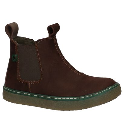 Donker Bruine Boots El Naturalista Feroe, Bruin, pdp