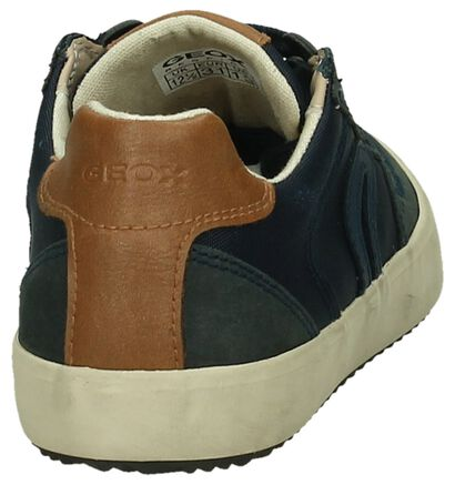 Geox Sneakers Blauw, Blauw, pdp