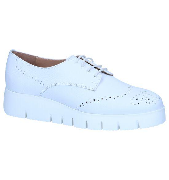 Unisa Chaussures à lacets en Blanc