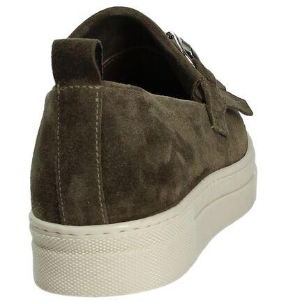 Louisa Chaussures sans lacets  (Vert), Vert, pdp