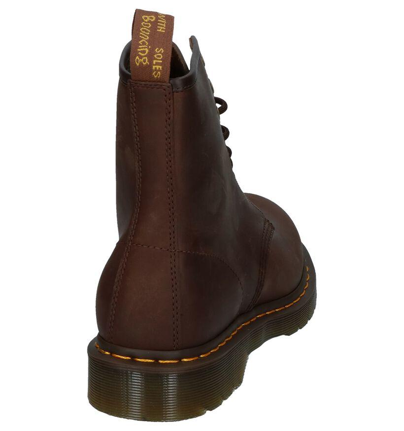 Dr. Martens 1460 Bruine Boots in leer (265573)