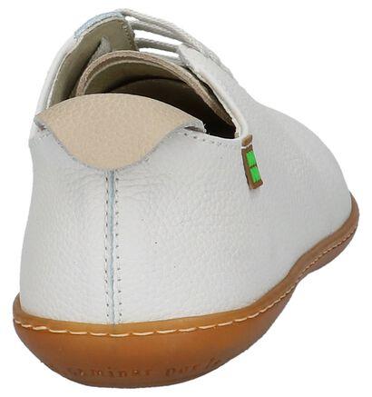 El Naturalista Chaussures à lacets  (Blanc), Blanc, pdp