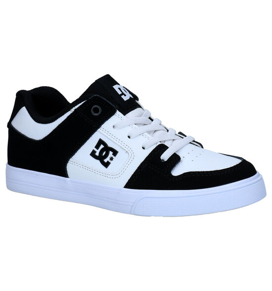 DC Shoes Pure Elastic Baskets en Blanc