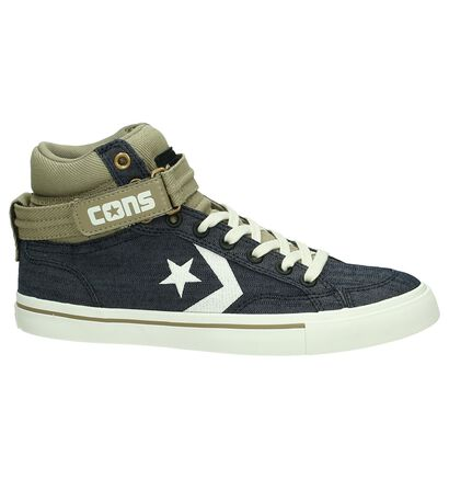 Blauwe Sneakers Converse Cons Pro Blaze Plus, Blauw, pdp