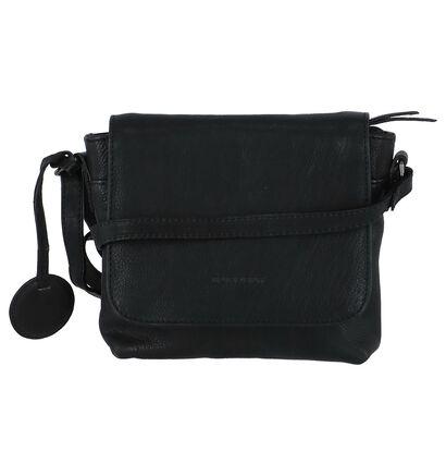 Burkely Sacs porté croisé en Noir en cuir (255055)