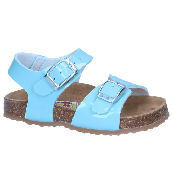 Bumba Sandales pour bébé en Turquoise