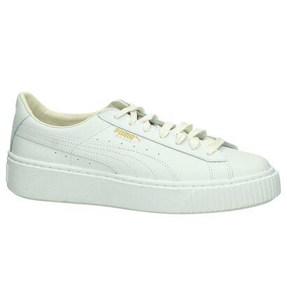 Puma Baskets basses  (Blanc), Blanc, pdp