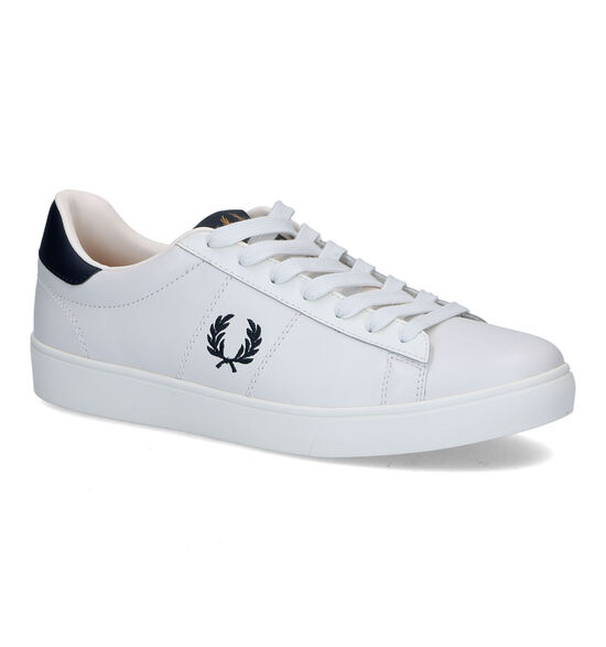 Fred Perry Spencer Witte Sneakers