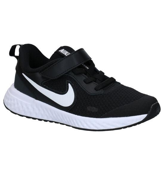 Nike Revolution Baskets en Noir
