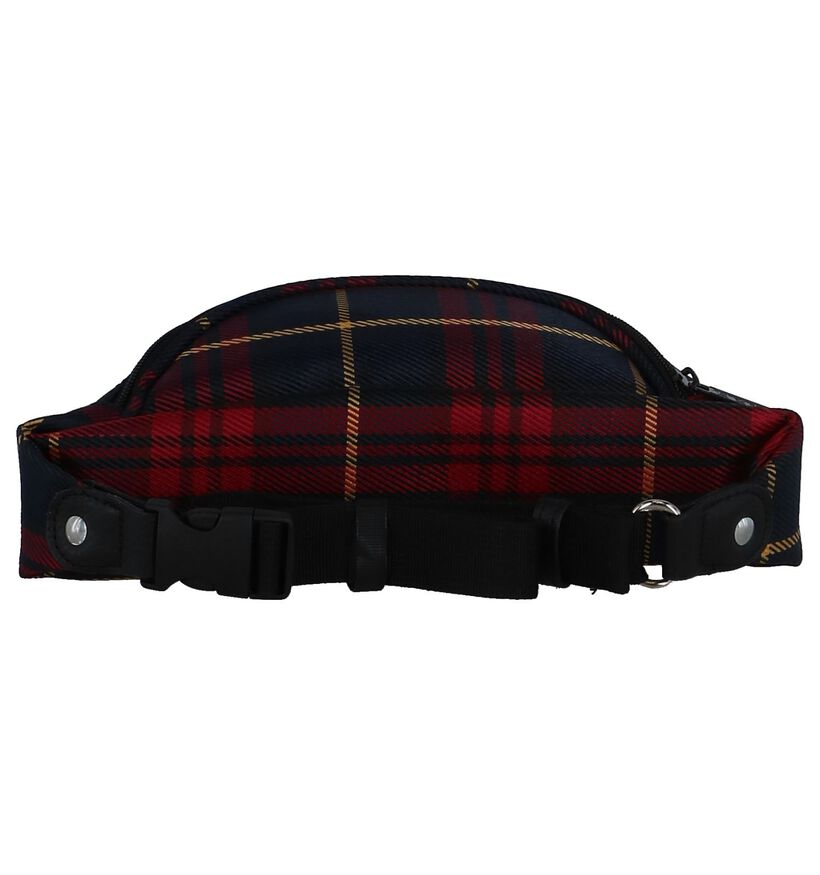 Zwarte Heuptas HXTN One Bum Bag in kunstleer (258228)