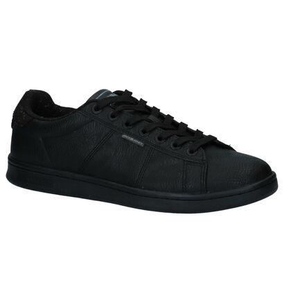 Zwarte Sneakers Jack & Jonges Bane Pu, Zwart, pdp